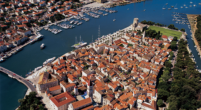 Trogir and its old town will truly amaze you.